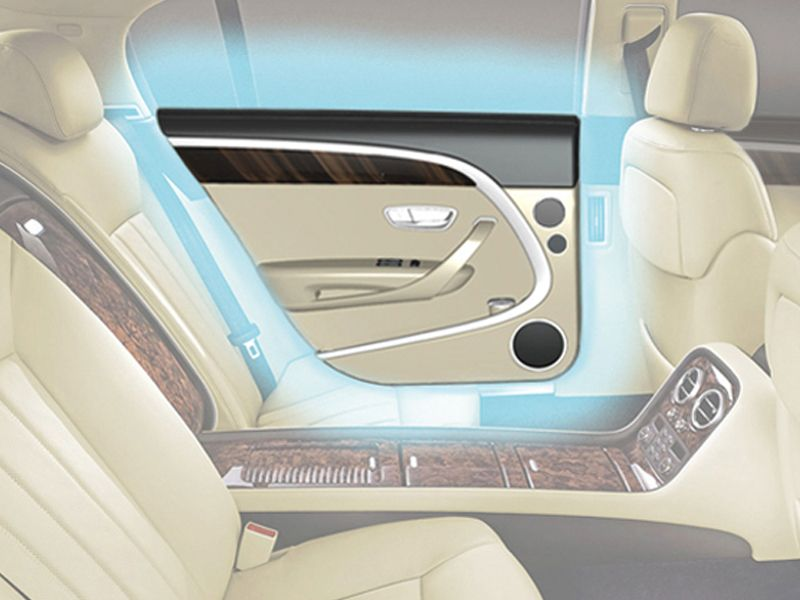 Flying Spur Doortrim